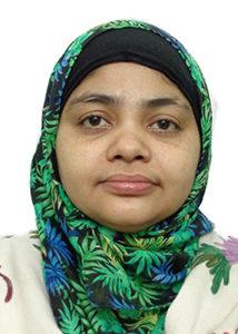 Dr. Amina Usmani