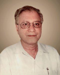 Dr. Sunil Chandra Bagchi