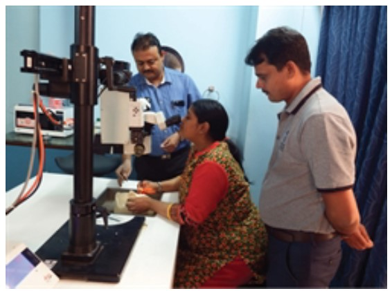 India's Vitreo Retinal Development Project: Providing Advanced Training to Retina Surgeons