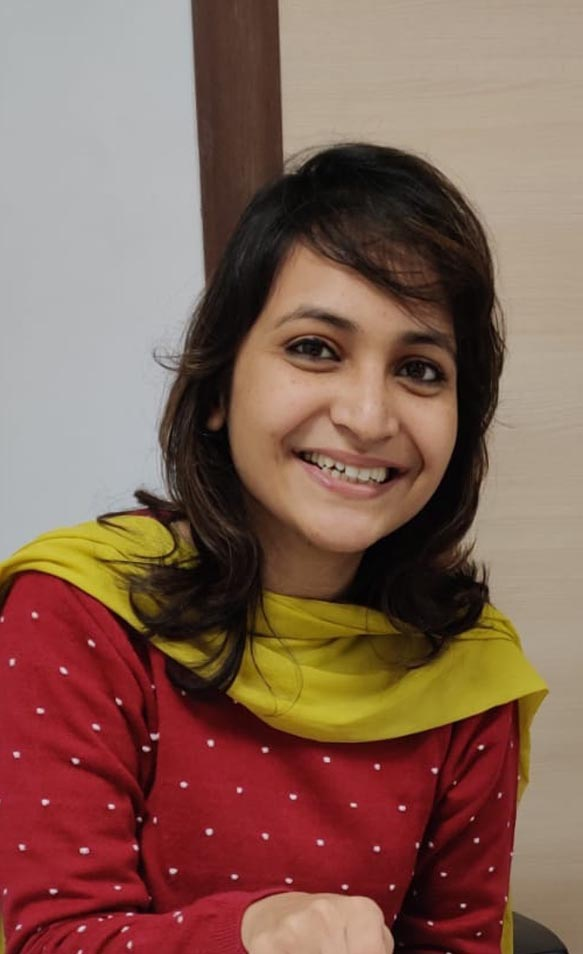 Dr. Nada Nadeem Ansari