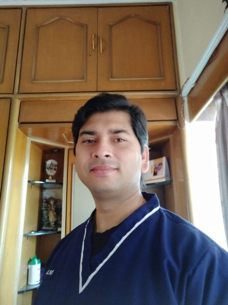 Dr. Dhananjay Giri